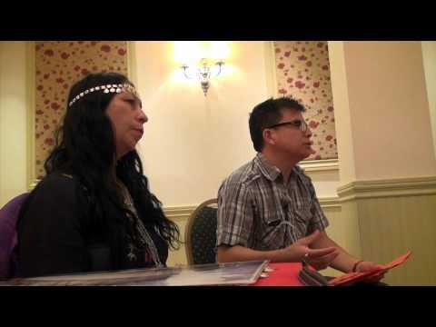 Mapuche Woman, Christina Marin
