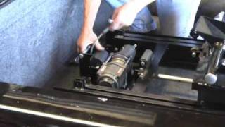 """Part 3 of 3 """"How We Installed Our Rampage Motorcycle Lift"""""""