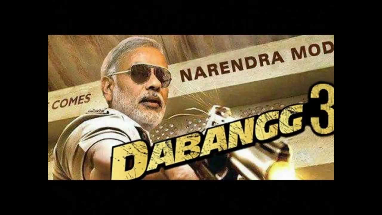 Narendra Modi Dabangg 3  Dabangg 3