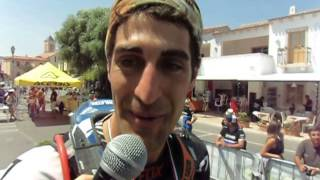 Sardegna Rally Race 2015: Armand Monleon second in the overall