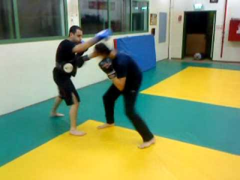 agressive Defence Boxing Drills Image 1