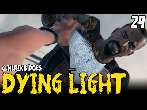 DYING LIGHT Gameplay FINALE -