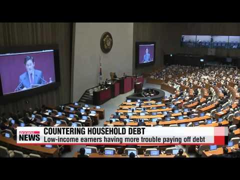 Household debt most serious threat to Korean economy: BOK governor