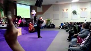 Hallelujah at Maranatha SDA church