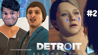 Bad Choices Can Destroy Families [Detroit Become Human #2]