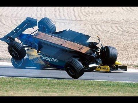 F1 Europa 1999 - Diniz Unfall (Premiere)