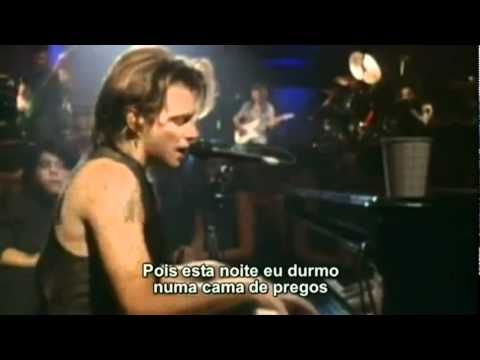 Bon Jovi - Cama De Rosas (Bed Of Roses)