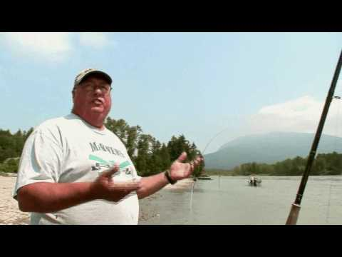Fraser River barfishing for salmon, part five