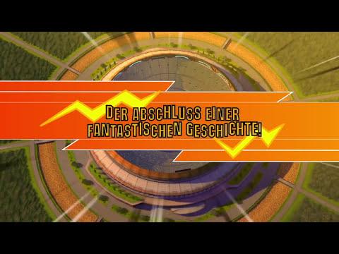 Inazuma Eleven 3: Explosion und Inazuma Eleven 3: Kettenblitz - Trailer (Nintendo 3DS)