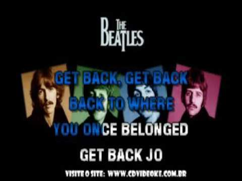 Beatles, The   Get Back