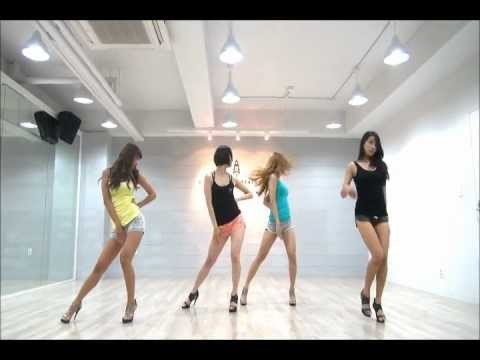 씨스타(sistar) - So Cool  Choreography Ver.(안무영상) video