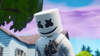 Download lagu Marshmello - Alone (Fortnite )