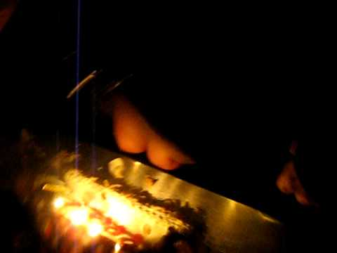 Veronica Ciardi – Soffia sulle candeline e esprime il desiderio 20/03/2010