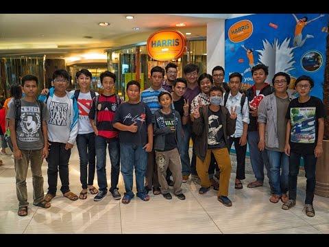 Kumpul-kumpul Kru Tara Arts & Fans Kesatu!! Syalalala :d video