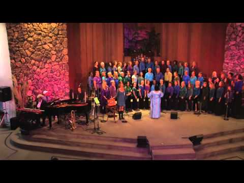 Heather Houston sings Deva Premals Gayatri Mantra with the Inner...