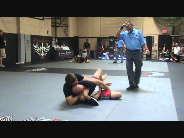 GRAPPLING TRIALS: LeCuyer dec. Sutton, 70 kg No-Gi