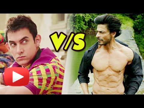 Shahrukh Khan Vs Aamir Khan   Best Actor   IIFA Nominations