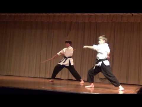 Mast Academy Talent Show 2013 Andrew Senorans & Robert Torres