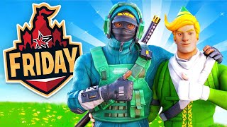 Lachlan & Fresh Play Friday Fortnite (Very Epic)