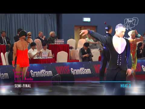 2013 GrandSlam Latin Hong Kong | The Semi-Final Reel