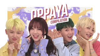 OPPAYA KPOP Idol Compilation   Seventeen, Twice, Winner, etc.