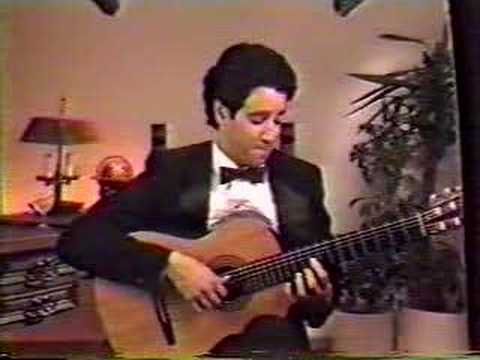0 Classical Guitar  (FORBIDDEN GAMES) ...played by Laucke