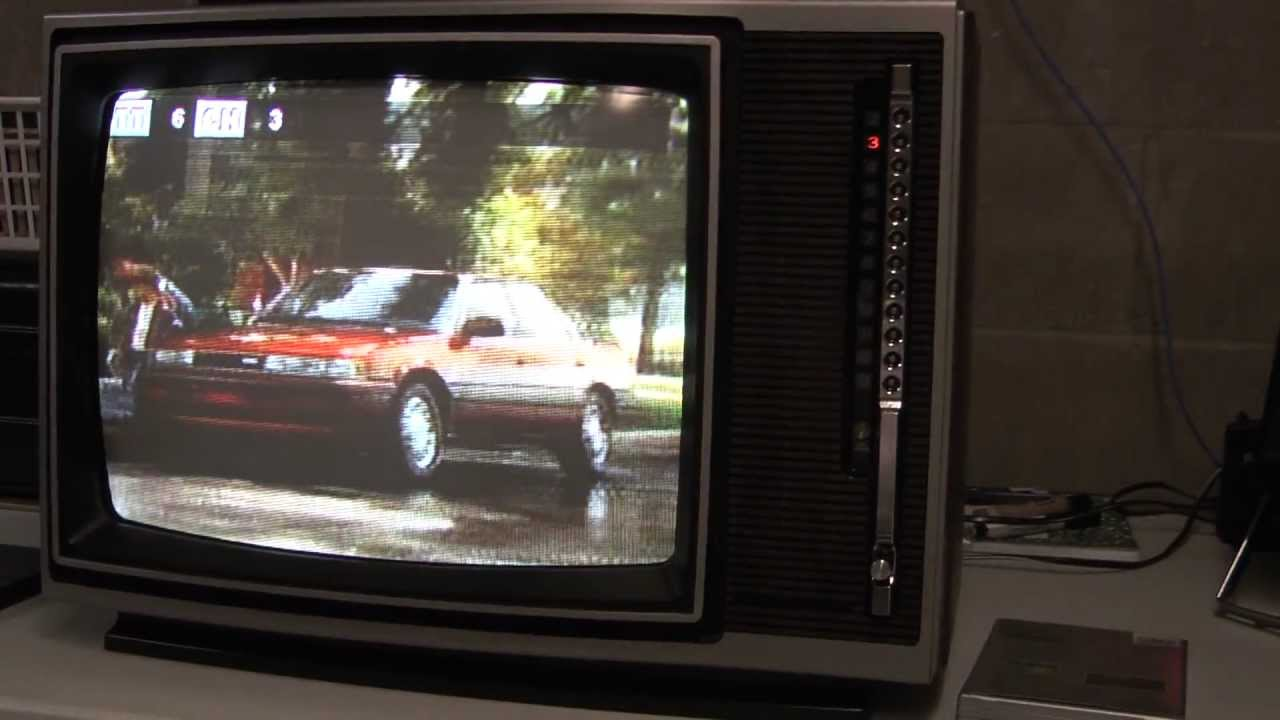The 1979 Sears  Sanyo  Model 564 42161702 19inch Color Tv - Part Ii