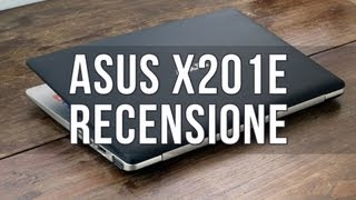 Recensione ASUS X201E (F201E) - Review [eng sub]