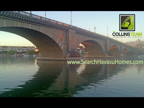 Living in Lake Havasu City, AZ  by the COLLINS TEAM, Lake Havasu City Realtors®