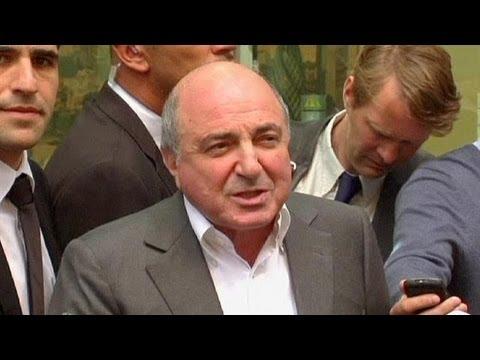 Boris Beresowski - Aufstieg und Fall eines Oligarchen