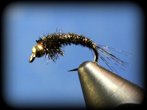 Two Minute Fly Tying Improved Pheasant Tail