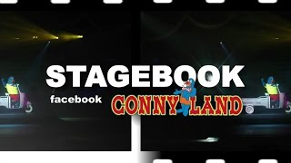Connyland Stagebook - Internationales Vespa Treffen