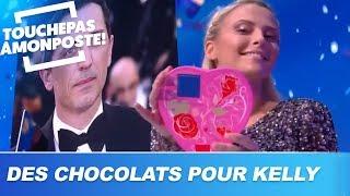 Kelly Vedovelli : Gad Elmaleh lui envoie des chocolats, Maxime Guény devient jaloux