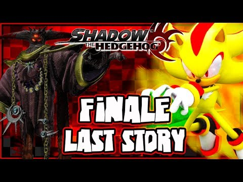 Shadow the Hedgehog: [ 1080p] Last Story: FINALE