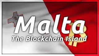 Malta, The Blockchain Island