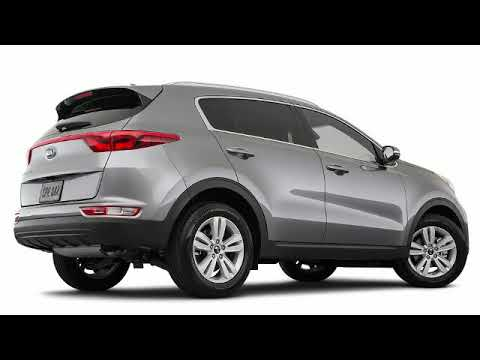 2018 Kia Sportage Video