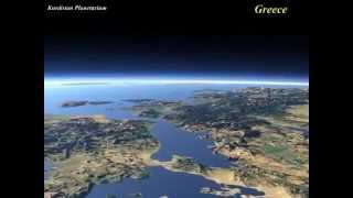 The World Map HD 2012