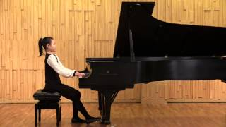 J. Bach - Prelude and Fugue in D minor, BWV 851