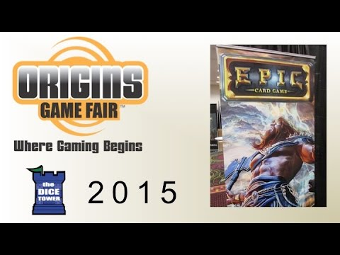 Origins Summer Preview: Epic