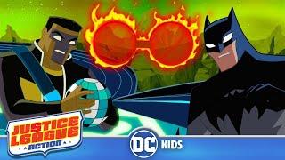 Justice League Action | Smartest Race Ever! | DC Kids