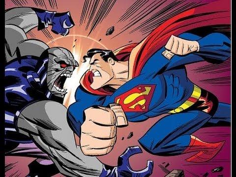super man vs darkseid justice league unlimited dublado