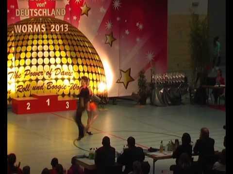 Luca Knies & Christian Langer - Großer Preis von Deutschland 2013
