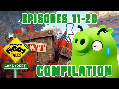 Piggy Tales - 4th Street | Mashup Ep11-20 Compilation