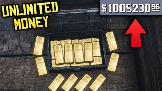 Red Dead Redemption 2  UNLIMITED MONEY GLITCH Make