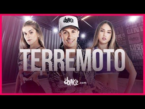 Terremoto - Anitta & Kevinho  FitDance TV Coreografia