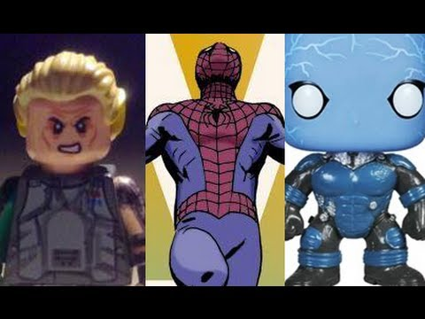Amazing spider man 2 green goblin plot comic book fans probably saw it coming spoilers - Lego the amazing spider man 3 ...
