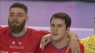 Qualificazioni EURO 2020: Italia - Ungheria 22-30
