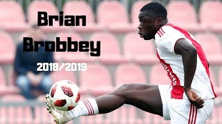 Brian Brobbey - 59 Goals & Assists - Season Highlights 2018/2019
