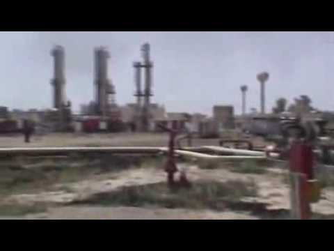 Islamic State Attacks Iraq Natural Gas Plant