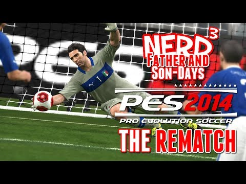 Nerd³'s Father and Son-Days - PES 2014 - The Rematch